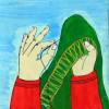 Budding Artist:Farjumand Sadiqi