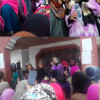 Anganwadi Workers stage protest in Tangmarg, boycott election training