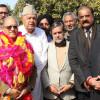 Former CS, minister B R Kundal joins NC