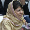 Imran Khan should be given opportunity: Mehbooba