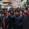 Non-local workers denounce violence against Kashmiris
