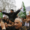PDP takes out peace march, pitches for safety of minorities, Kashmiris