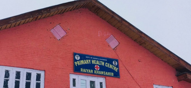 PHC Raiyar in Khansahib 'goes from bad to worse'