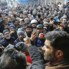 KTMF, KHBA, AIP hold protests against targeting of Kashmiri in Jammu