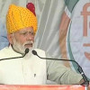 Our fight is for Kashmir not against Kashmiris: Modi