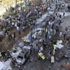 Suicide attack on bus kills 27 Iran Revolutionary Guards