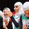 Saudi Women's basketball team win gold in Special Olympics