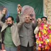 PDP's firm stand on its agenda compelled BJP to run away: Veeri
