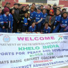 Basic cricket coaching for girls concludes at Leh