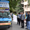 CEO flags-off Matdan Mahotsav Van to spread awareness across Jammu district