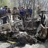 Car explodes near CRPF convoy on Sgr-Jmu highway