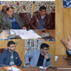DDC Anantnag reviews arrangements for Urs of Zain Ud Din Wali (RA)
