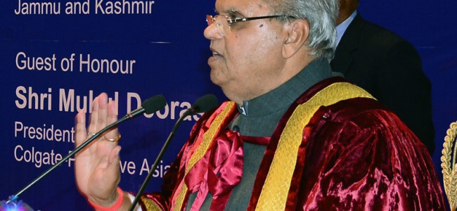 Multi-disciplinary monitoring group will help end militancy: Governor