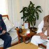 Former Vice-Chancellor SKUAST-J meets Governor
