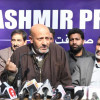 Er. Rasheed to contest from north, Zubair Masoodi from South Kashmir