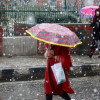Kashmir receives fresh snowfall, heavy rain