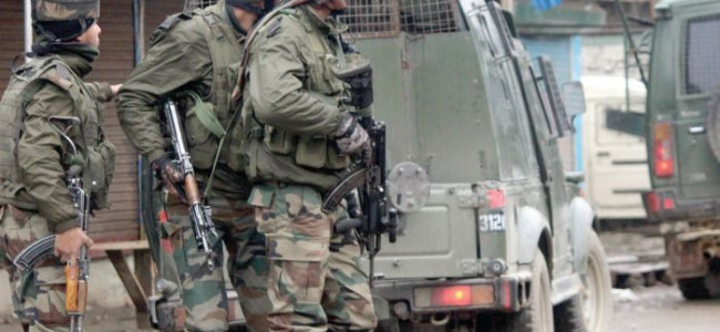 963 militants, 413 security personnel killed in 5 yrs in J&K: Govt tells LS