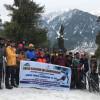 South Kashmir Ski Championship concludes at Pahalgam