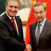 India-Pak tensions to figure in Qureshi-Wang talks: China
