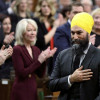 Indian-origin Jagmeet Singh makes history in Canada's Parliament