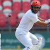 Rahmat Shah falls short of maiden century as Afghanistan takes upperhand against Ireland