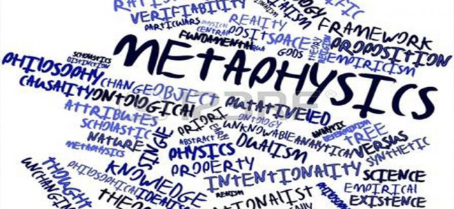 Metaphysics and the Search for Authenticity