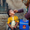 Pakistan launches country-wide anti-polio drive