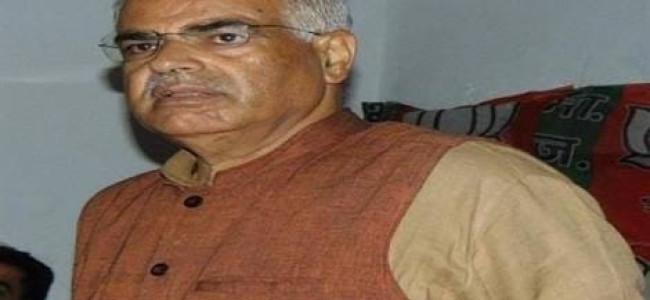 Govt working on return of migrant Kashmiri Pandits to Valley: BJP leader