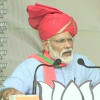 Militancy contained to two and half districts in Kashmir: Modi