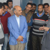 Sharma reviews Darbar Move arrangements