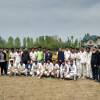 Cosco Cricket Tournament starts at IOT, Zakura Campus KU