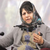 Mehbooba questions PM's statement on 'healing touch'