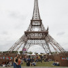 Eiffel Tower climber grabbed after sparking evacuation