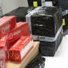 Imported cigarettes seized for violating labelling norms