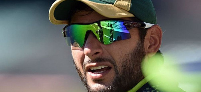 'No excuse' for balanced Pakistan at World Cup, says Shahid Afridi