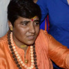 Pragya calls Godse 'patriot', BJP 'doesn't agree' with her