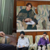 Ganai listens to people's issues at Jammu