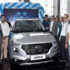 Arise Hyundai Launches India's First Fully Connected SUV 'VENUE'