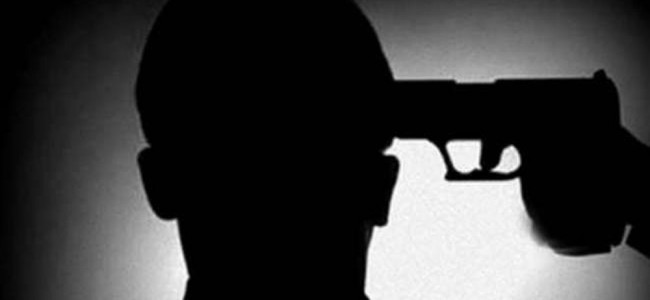 Man shoots himself to death using son's gun