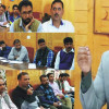DC Shopian reviews SDG plan preparations
