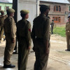 DG Fire Services inspects fire stations of south Kashmir