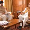 Delegation of Bakerwal community led by former Minister Kohli meets Governor