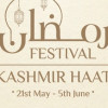 15-day Ramzan Festival commences at Kashmir Haat