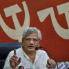 EC's VVPAT decision goes against SC order: Yechury
