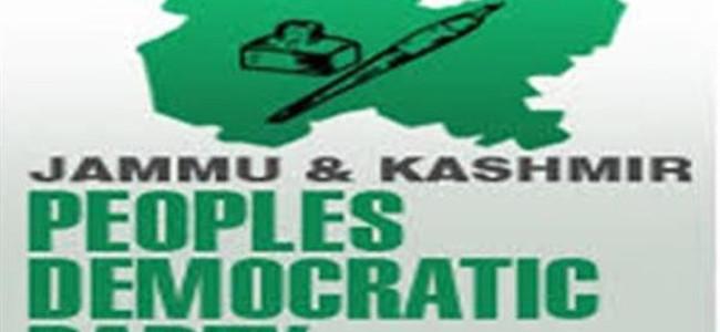 Admin wants to undermine JK Bank's autonomy: PDP