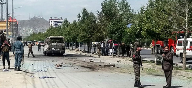 Roadside blast kills six civilians in southern Afghanistan