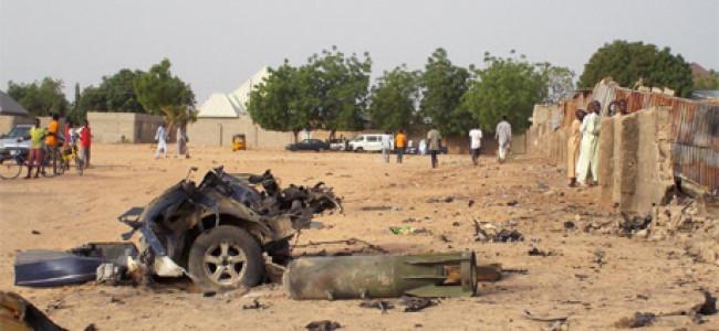 30 killed in triple suicide bombing in NE Nigeria