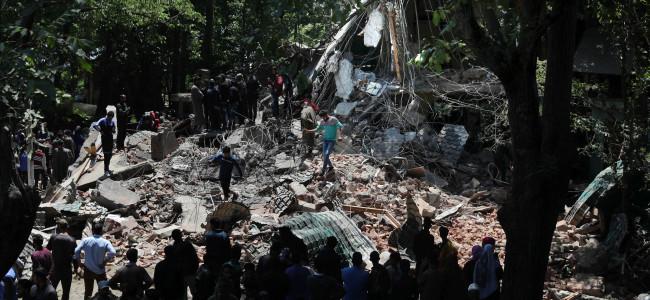 4 JeM militants killed in encounter in Pulwama