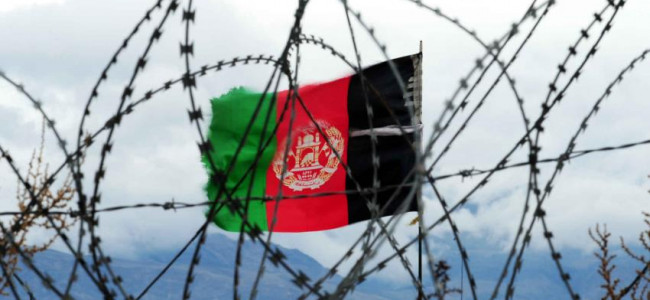 Afghan forces rescue 34 people form Taliban-run prison