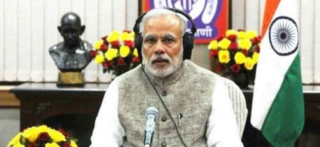 PM reminds people of Emergency; says don't take democracy for granted